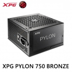 XPG PYLON 750 BRONZE (750W/銅牌/DC-TO-DC/主日系/3年)